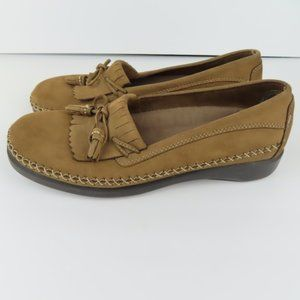 DEXTER COMFORT Leather Loafer Moccasins SZ 8.5 M